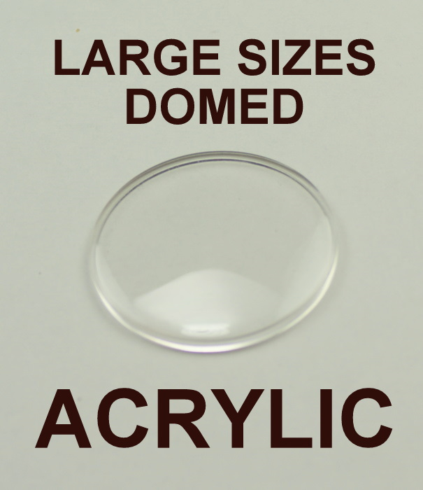 1x-LARGE-sized-domed-watch-crystal-acylic-35mm-40mm-repairs-plastic-glasses