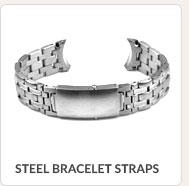 steel bracelet straps